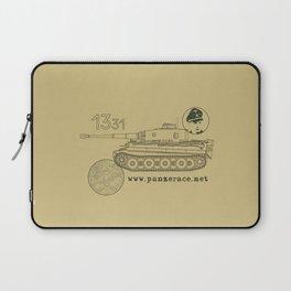Michael Wittmann Panzer Ace 1331 Kursk Sand/Olive Green Laptop Sleeve