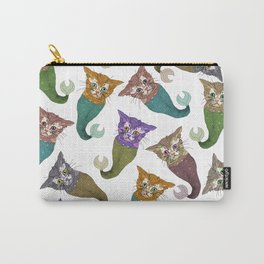 Cat Piranhas Carry-All Pouch