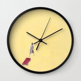 Exploring: Solitude Wall Clock