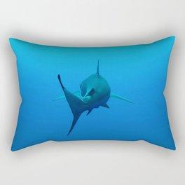 Galapagos Goodbye Rectangular Pillow