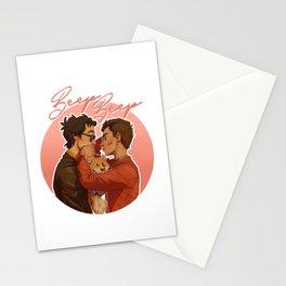 Beep Beep Stationery Cards
