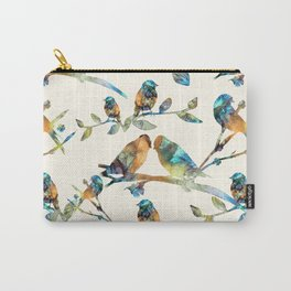 Birds from UnderwaterArt Carry-All Pouch