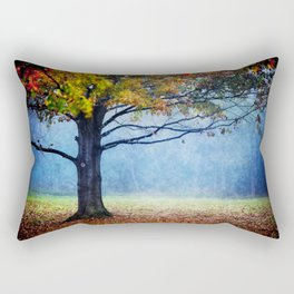 Nature's Generosity Rectangular Pillow