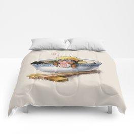Anime Ramen Comforters