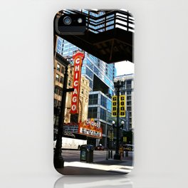 Under State Street iPhone Case