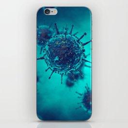 Viral disease iPhone Skin