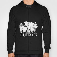 Earthlings Inverse colors Hoody