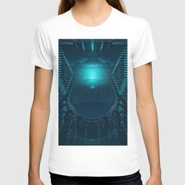 DIGITAL SPACE EGFXF26 T-shirt