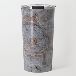 Ammonite Fossil Travel Mug