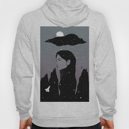 If My Dark Cloud Were Full of Stars (I'd Let It Hang Over Me) Hoody