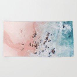 sea bliss Beach Towel