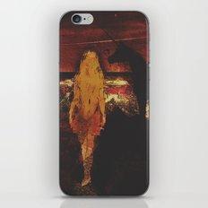Unicorn Point iPhone & iPod Skin