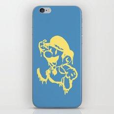 Mario au fromage iPhone & iPod Skin