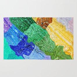 Crayon Colors Cross Currents Rug