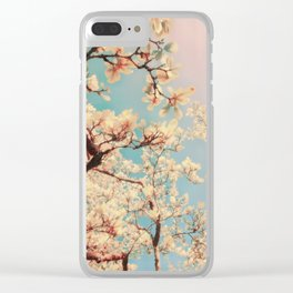 THE WITCHING HOUR Clear iPhone Case