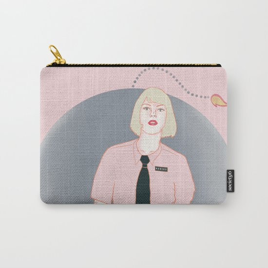 Grab this nasty ball Carry-All Pouch