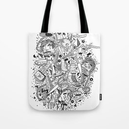 Linked Tote Bag