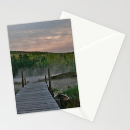 Northwoods Marina  Stationery Cards