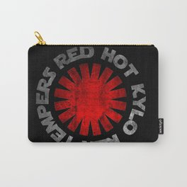 Red Hot Kylo Ren Tempers Carry-All Pouch