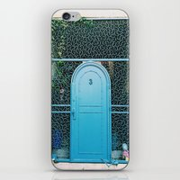 israel iPhone & iPod Skins featuring Israel Door by Sydney Loew