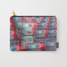Robot Cinema Carry-All Pouch