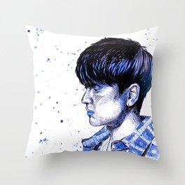 Jung Chanwoo [iKON Rainbow Collection] Throw Pillow