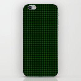 Gunn Tartan iPhone Skin