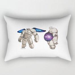 Galaxy baymax Rectangular Pillow