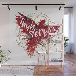 Thunderbird Wall Mural