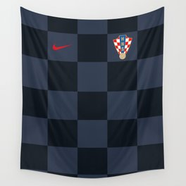 Croatia Away Jersey 2018 Wall Tapestry