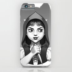 Little Red Riding Hood's Surprise iPhone 6s Slim Case
