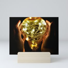 Show Me The Light Mini Art Print