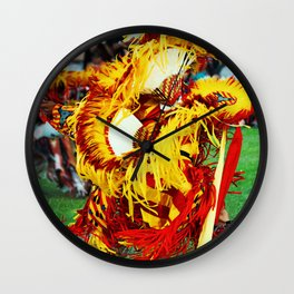 Dance Off Wall Clock