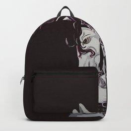 Gypsy Vanner Horse Backpack