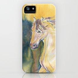 Horse Spirit iPhone Case