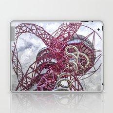 The Arcelormittal Orbit Art Laptop & iPad Skin
