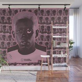One-Eyed Okonma Wall Mural
