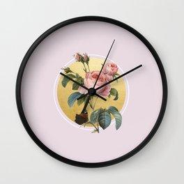 Geofloral I Wall Clock
