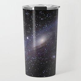 Galaxy Andromeda Travel Mug