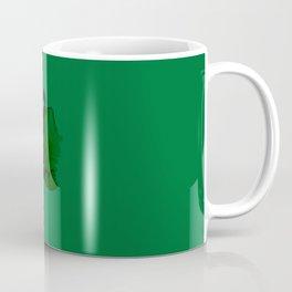 G R E E N Coffee Mug