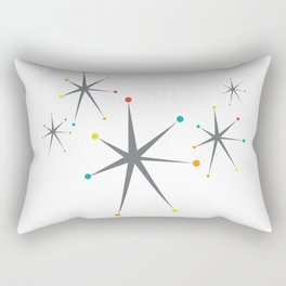 Atomic stars Rectangular Pillow
