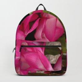Fuchsia Christmas Cactus Backpack