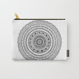 Zendala - Zentangle®-Inspired Art - ZIA 16 Carry-All Pouch