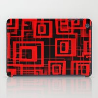 labyrinth iPad Cases featuring Labyrinth by Vivian Fortunato
