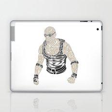 Riddick Laptop & iPad Skin
