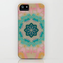 Fun with Coloring Infared Style iPhone Case