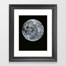 Luna Eastview Framed Art Print