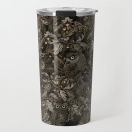 Fit In (autumn night colors) Travel Mug