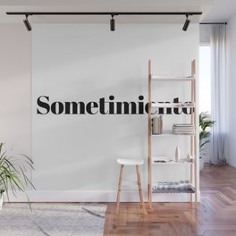 Sometimiento Wall Mural