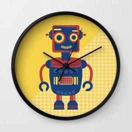 Rob-Bot03 Wall Clock